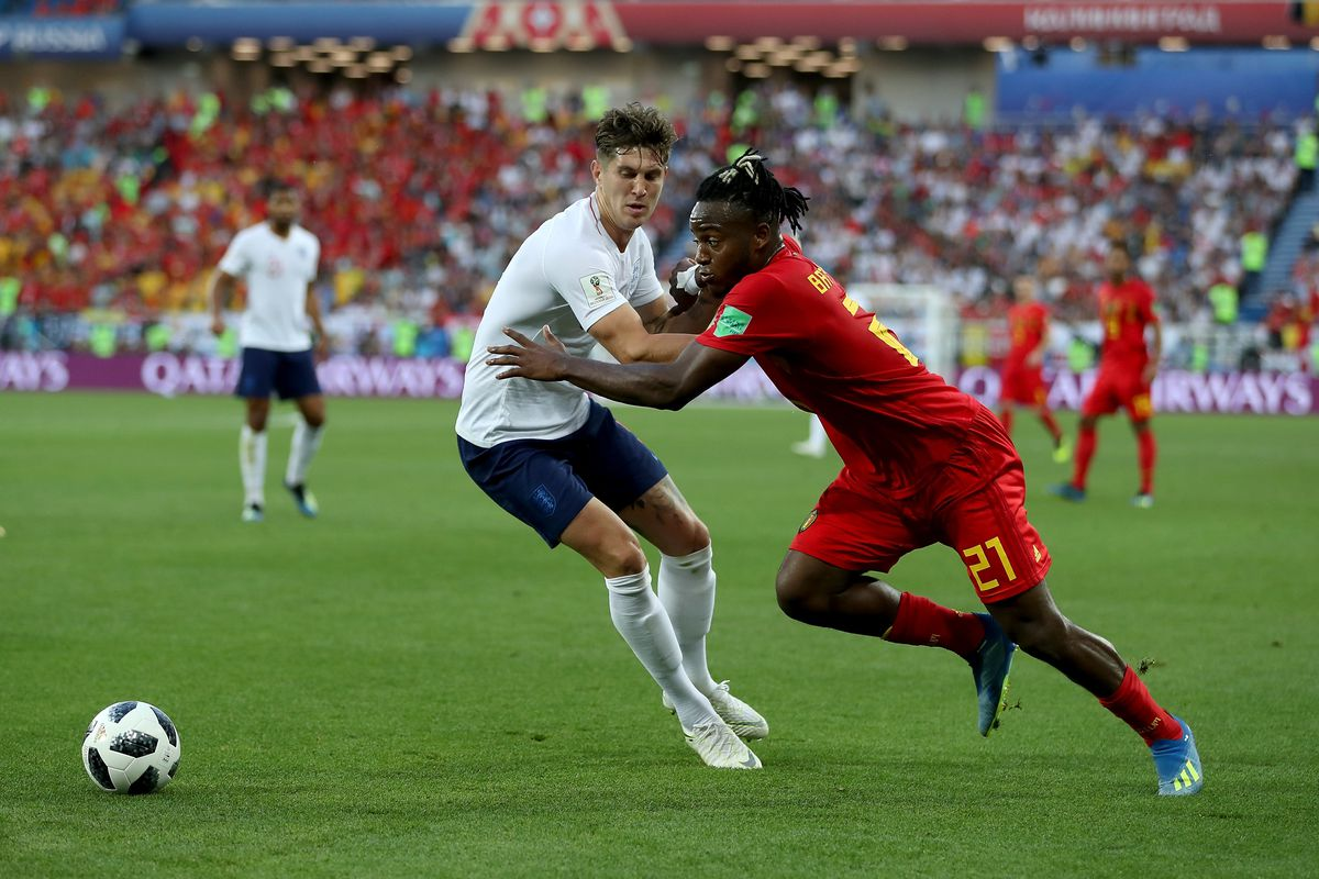 England 0 1 Belgium World Cup Januzaj Scores Courtois Saves Michy Hits Himself In The Face We Ain T Got No History Live coverage of this nations league clash in new zealand comes courtesy of sky sport. england 0 1 belgium world cup januzaj