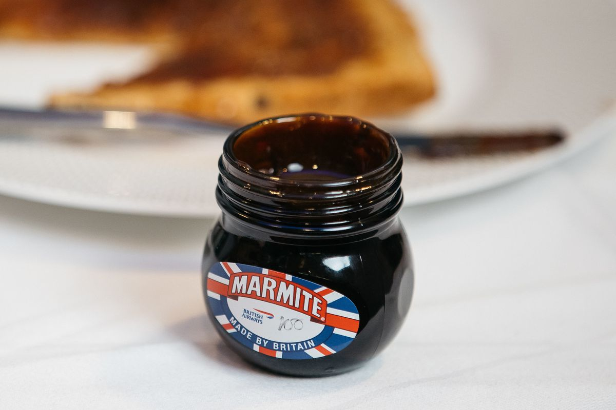 Marmite and British Airways will make mini Marmite available for travellers — airport security confiscate the yeast extract on a regular basis