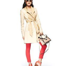 "<a href= ""http://www.macys.com/campaign/social?campaign_id=298&channel_id=1&cm_mmc=VanityUrl-_-fashionstar-_-n-_-n"">Lightweight Twill Trench Coat by Kara Laricks</a>, $99 at Macy's"