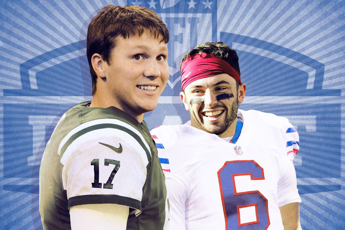 d6a82b282 NFL Mock Draft  The Jets and Bills Secure Their Franchise ...