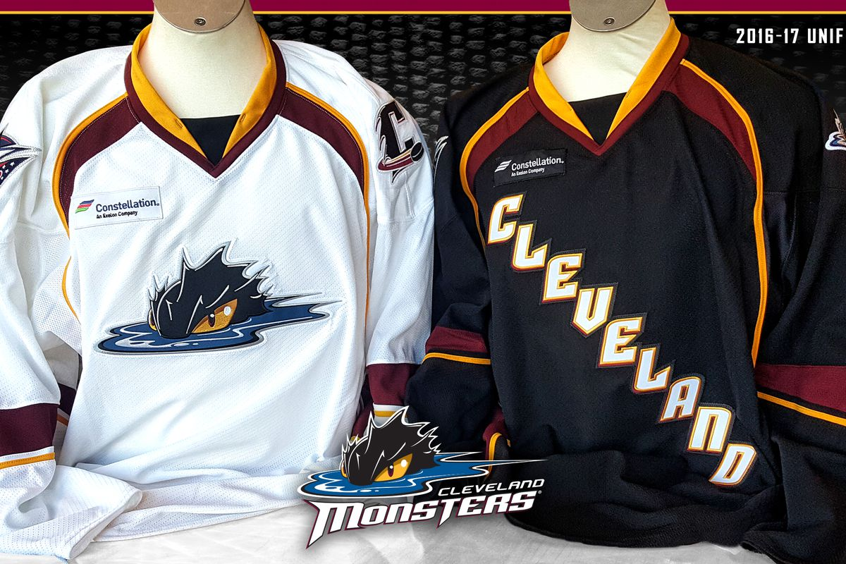 New season, new branding for Cleveland Monsters - The Cannon