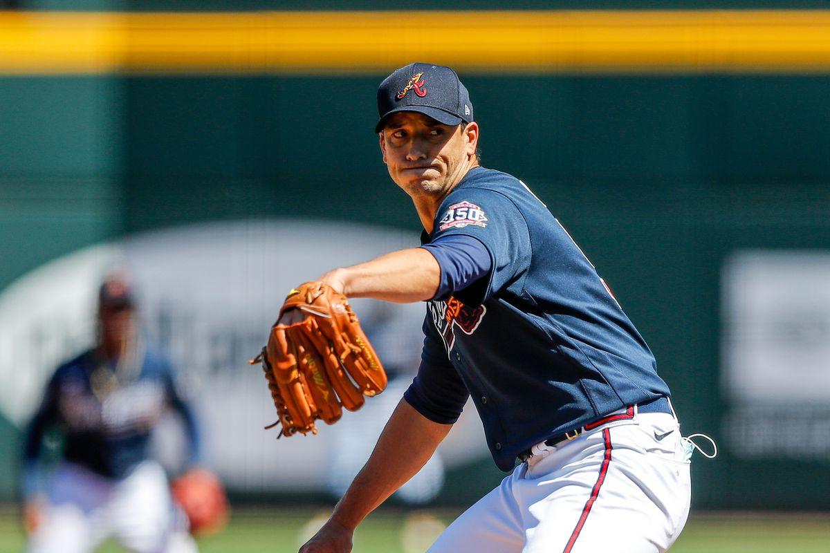 MLB: Boston Red Sox at Atlanta Braves