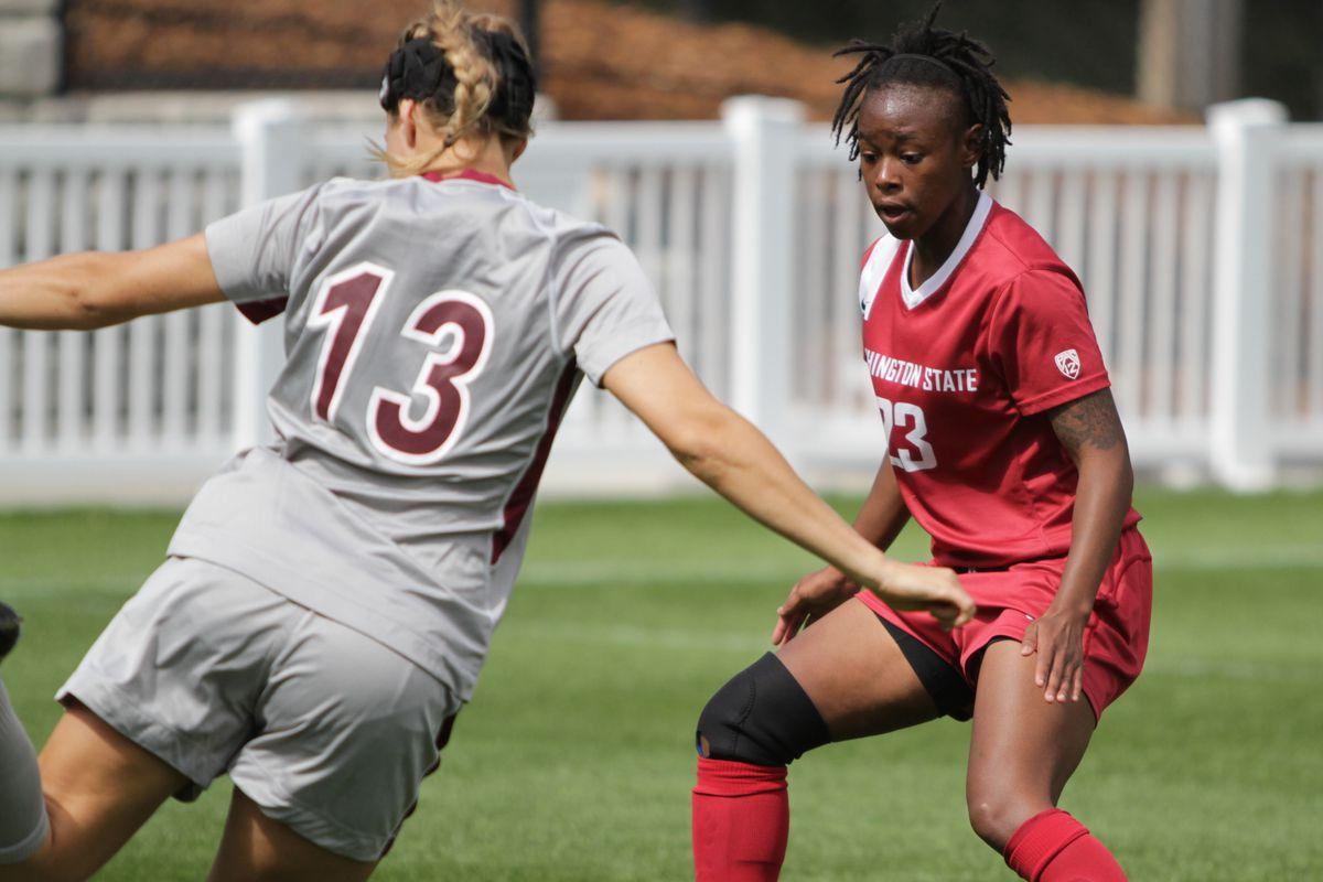 Defender Mariah Powers scored the lone goal on Sunday.