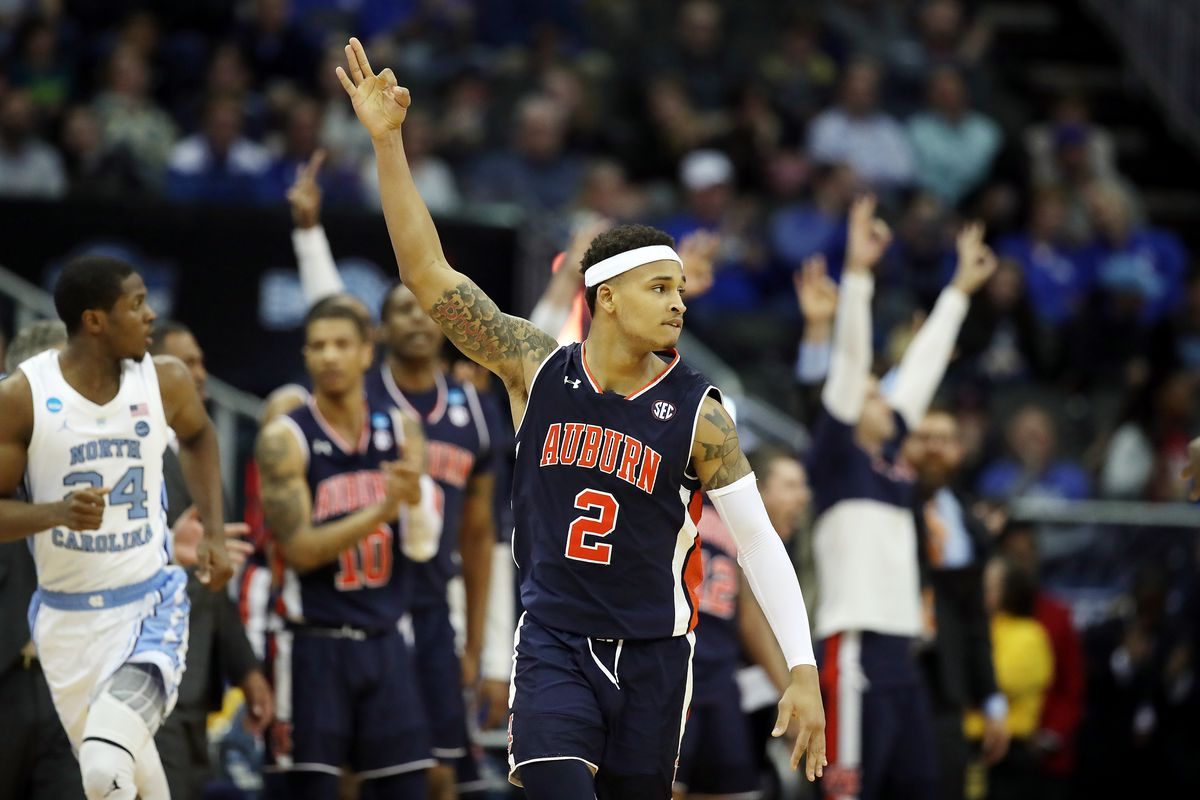 2019 Ncaa Tournament Scores Auburn Continues To Ride Hot