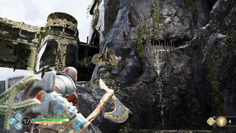 God of War guide: How to find the hidden Realm Tear get the