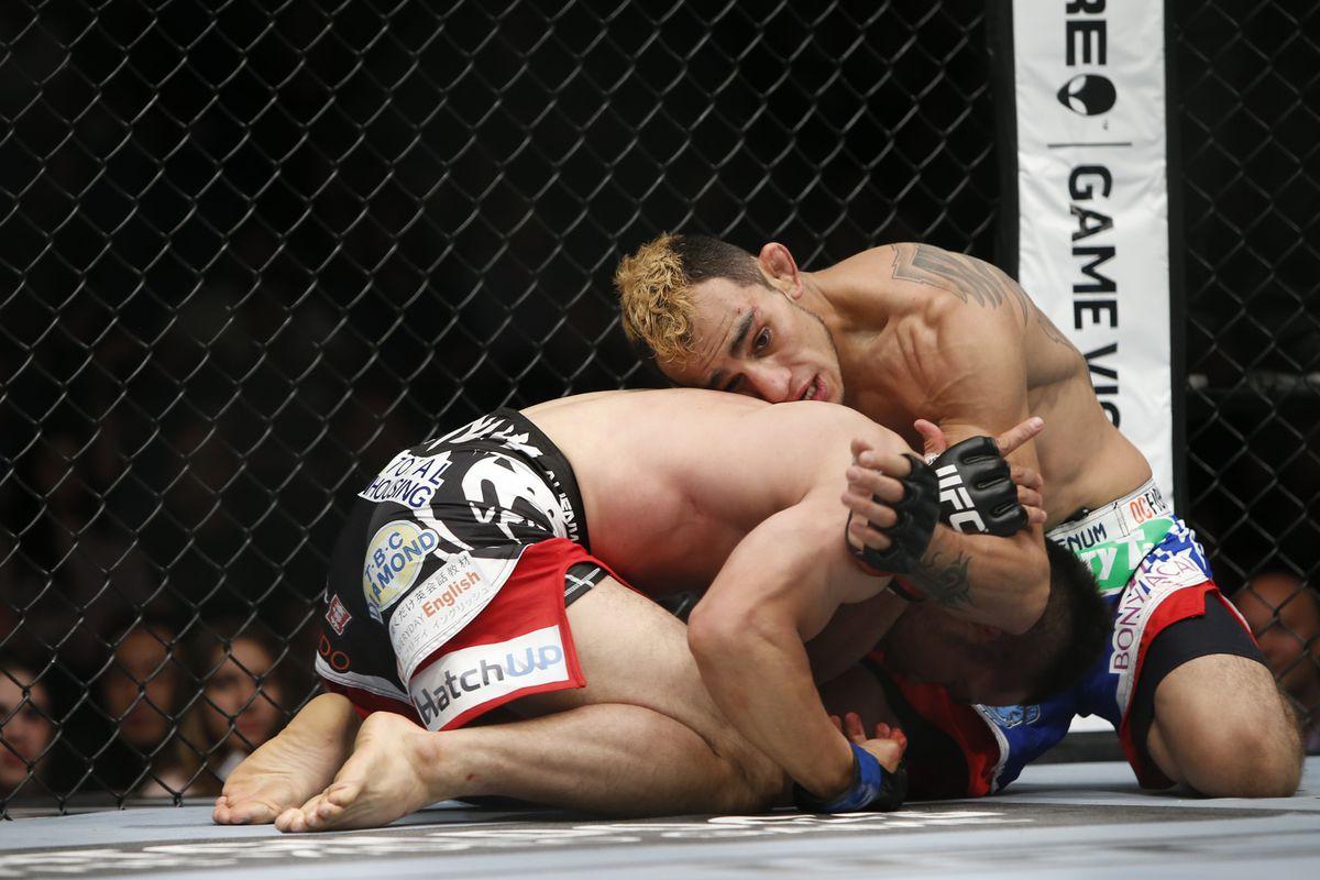 Gallery Photo: UFC 173 Photos