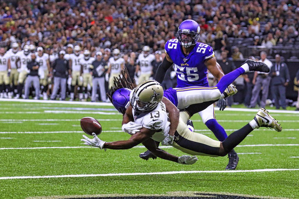 NFL: AUG 09 Preseason - Vikings at Saints
