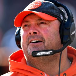 December 2019: One-and-done. The evening of his Week 17 loss to the Bengals, head coach Freddie Kitchens was fired.