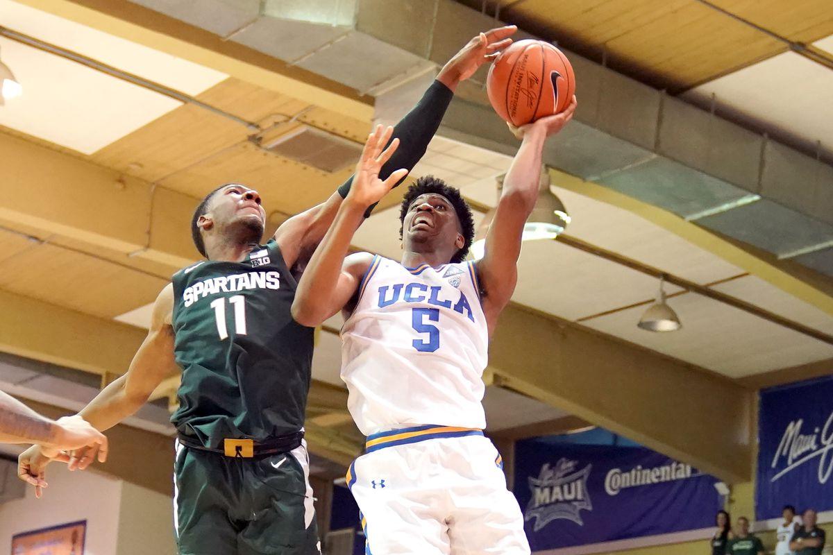 Michigan State v UCLA