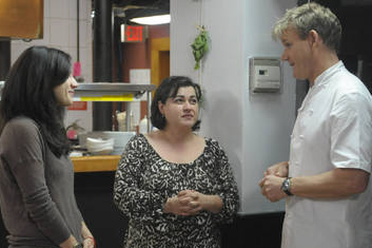 Denial and Anger at La Galleria 33 on Kitchen Nightmares - Eater ...