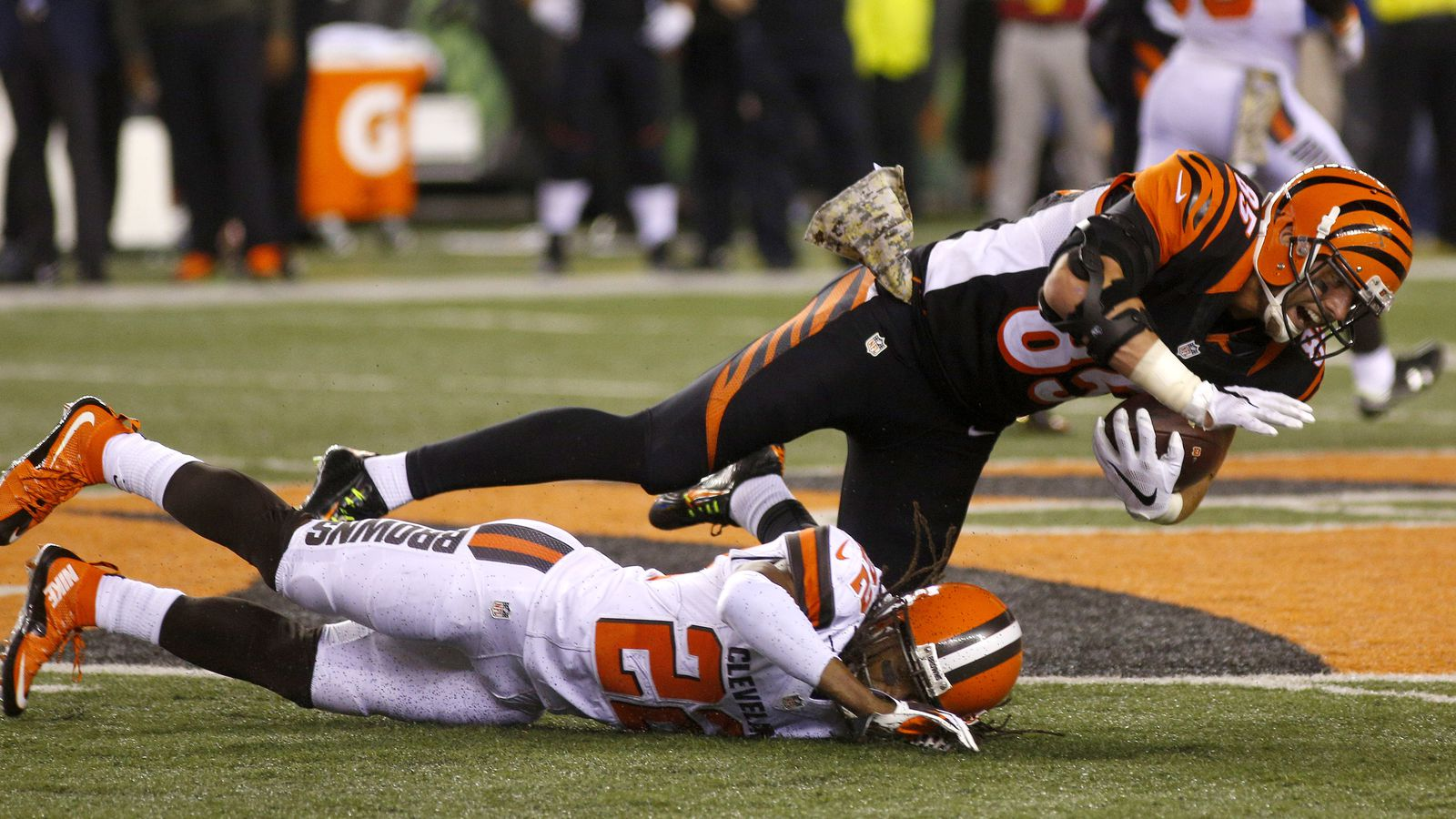 NFL Week 7 Bengals vs Browns: Predict the final score ...