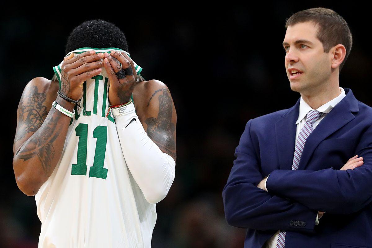 Miami Heat against Boston Celtics