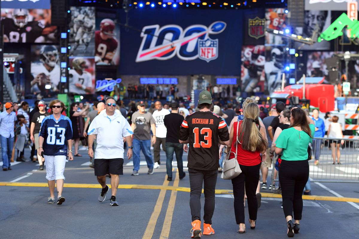 3c7378f1d5a Reviewing the Cleveland Browns' 2019 NFL Draft - Dawgs By Nature