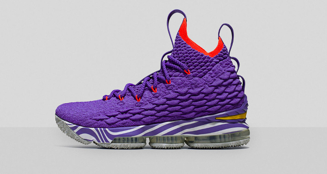 hot sale online 6765f c11d4 Diana Taurasi has the best collection of LeBron 15 sneakers ...