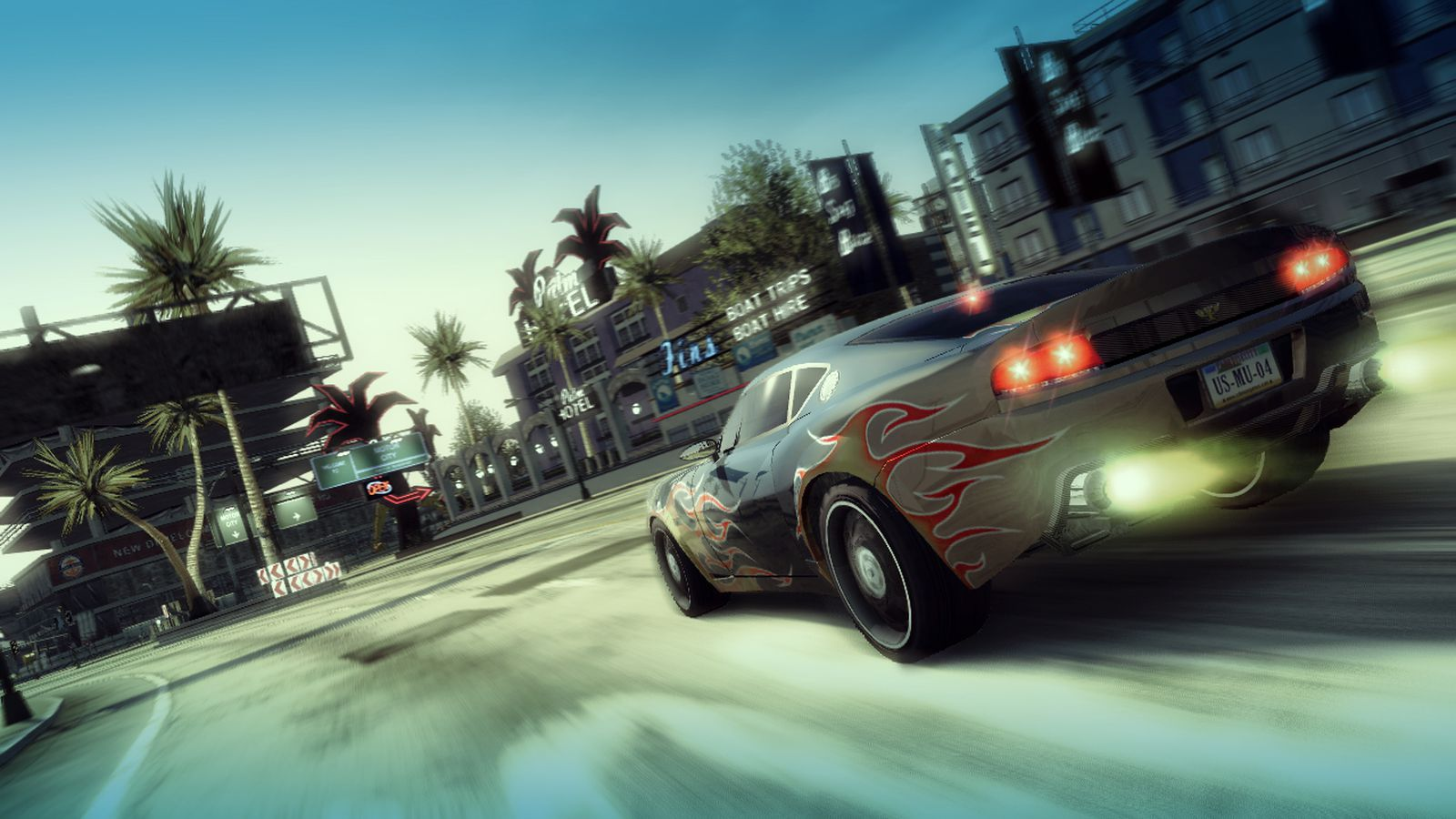 Burnout Paradise, Sleeping Dogs lead December's Xbox Games