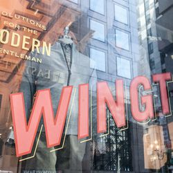 """Wingtip in the Financial District. Photos by <a href=""""http://www.patriciachangphotography.com"""">Patricia Chang</a> for Racked"""