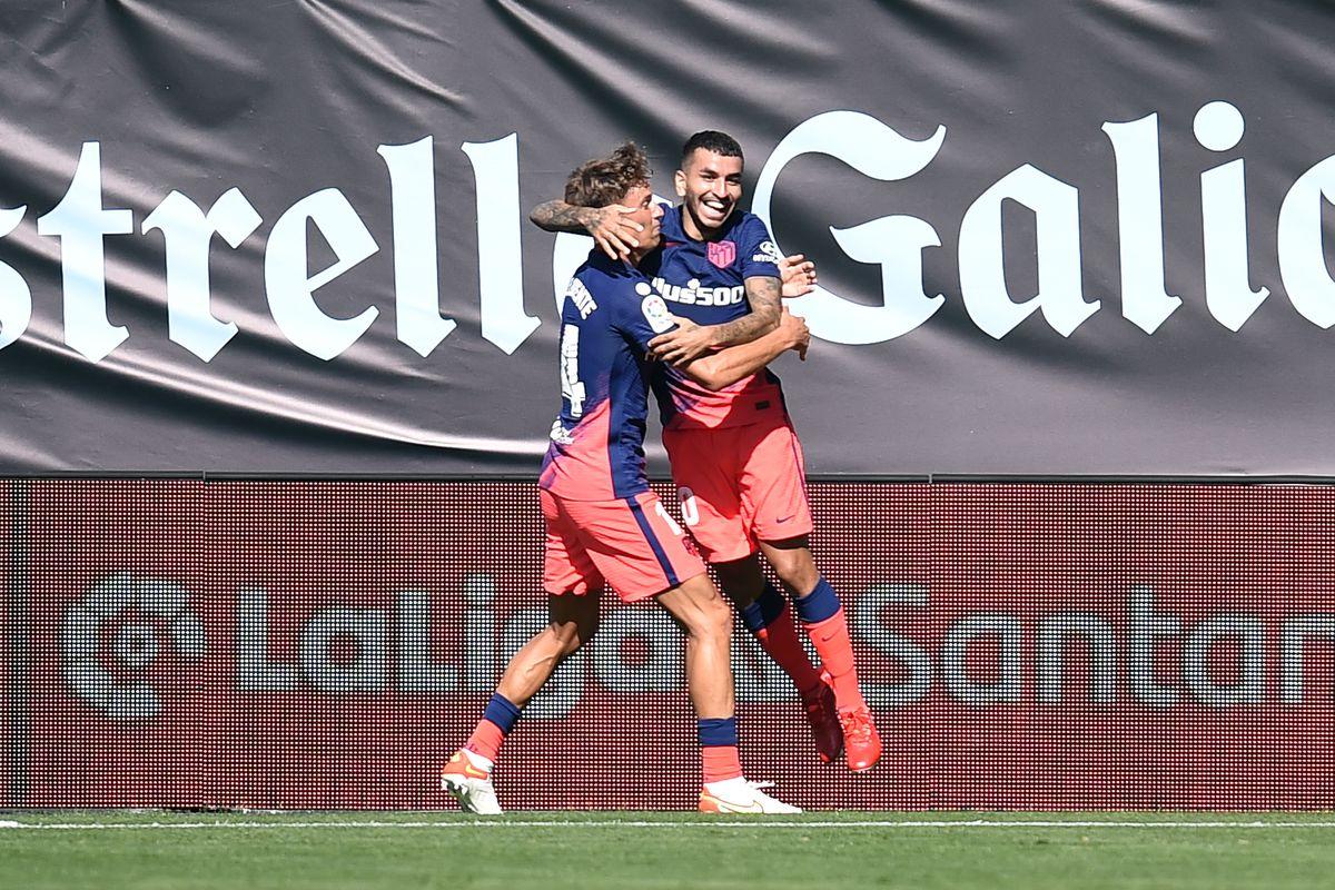 RC Celta de Vigo v Club Atletico de Madrid - LaLiga Santander