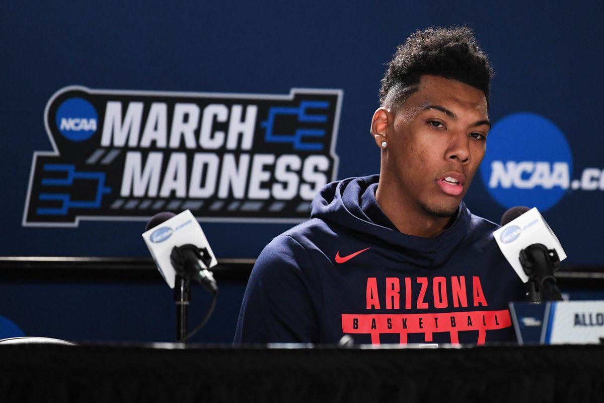 NCAA Basketball: NCAA Tournament-Boise Practice