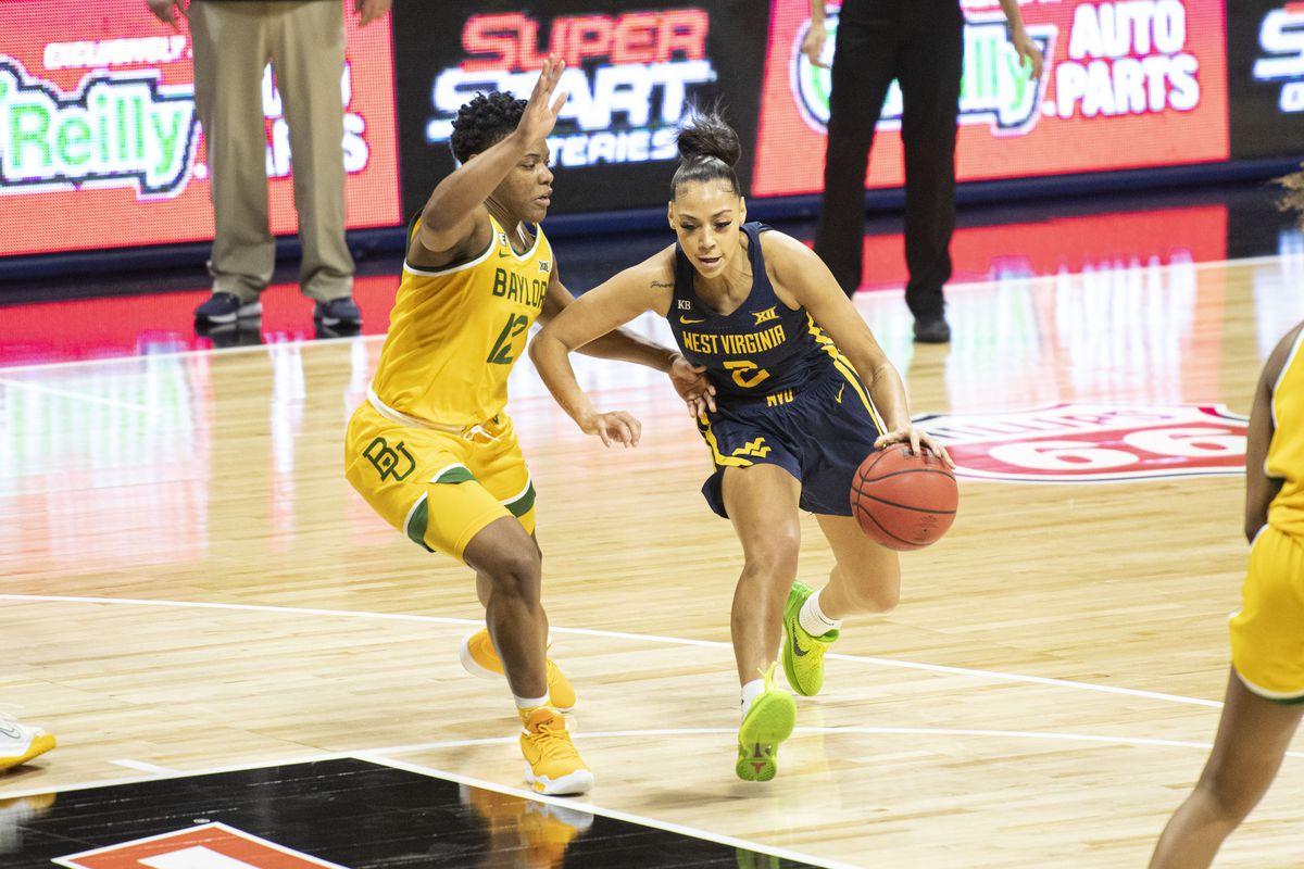 NCAA Womens Basketball: Big 12 Conference Tournament-Baylor vs West Virginia