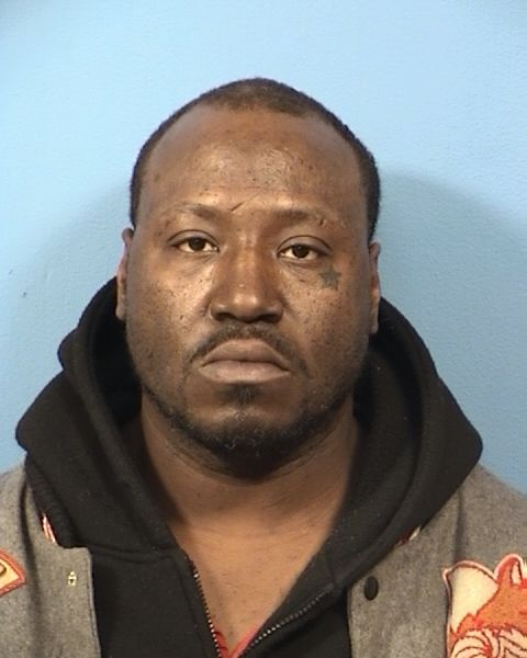 Byron Auterberry   DuPage County Sheriff's Office