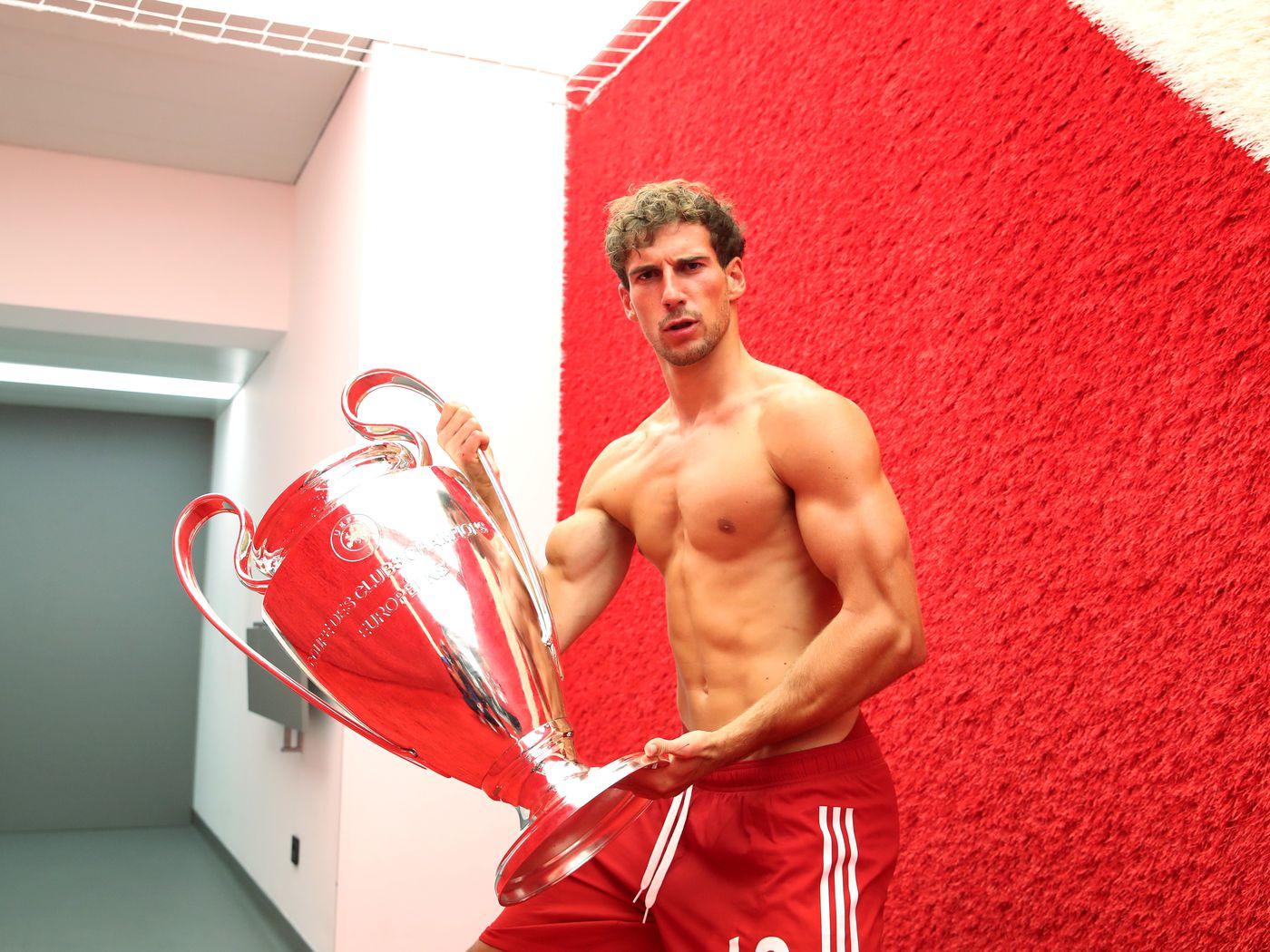 Bayern Munich's Leon Goretzka talks about success on-and-off the ...