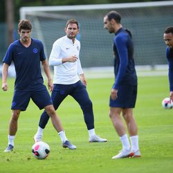 The annual Piazon sighting, plus Zappacosta and Lew Baker