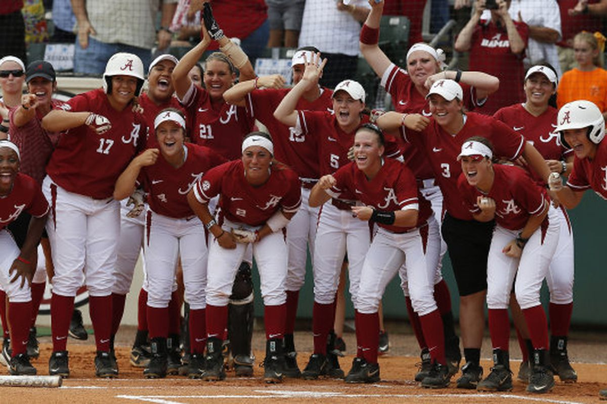 alabama softball regional preview: tide finished strong as it enters
