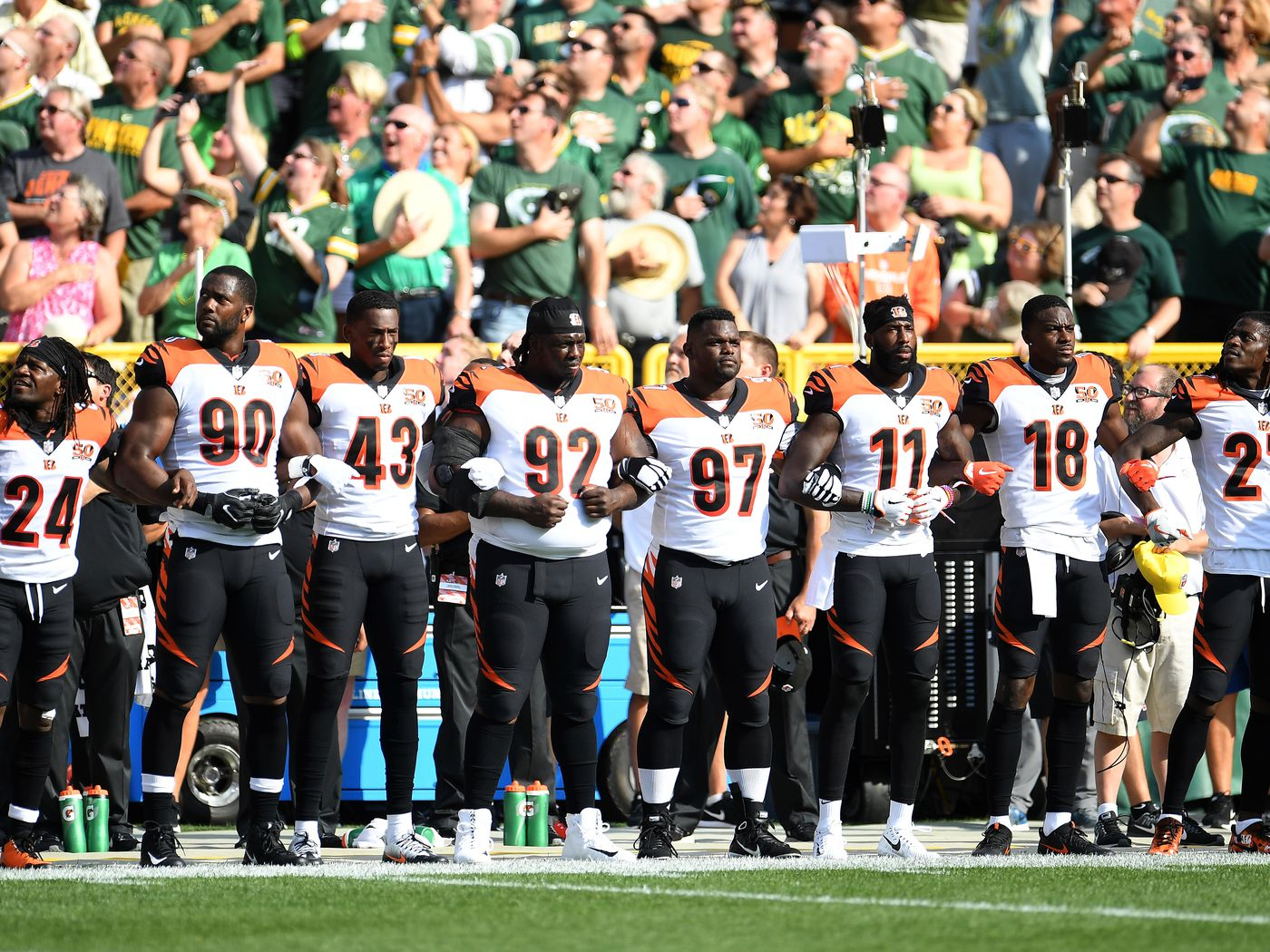 266af7f7 Nike artist explains what's wrong with the Bengals uniforms - Cincy ...