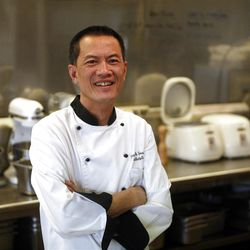 Hai Fitzgerald is the chef at Thyme & Seasons Market Place in Bountiful.
