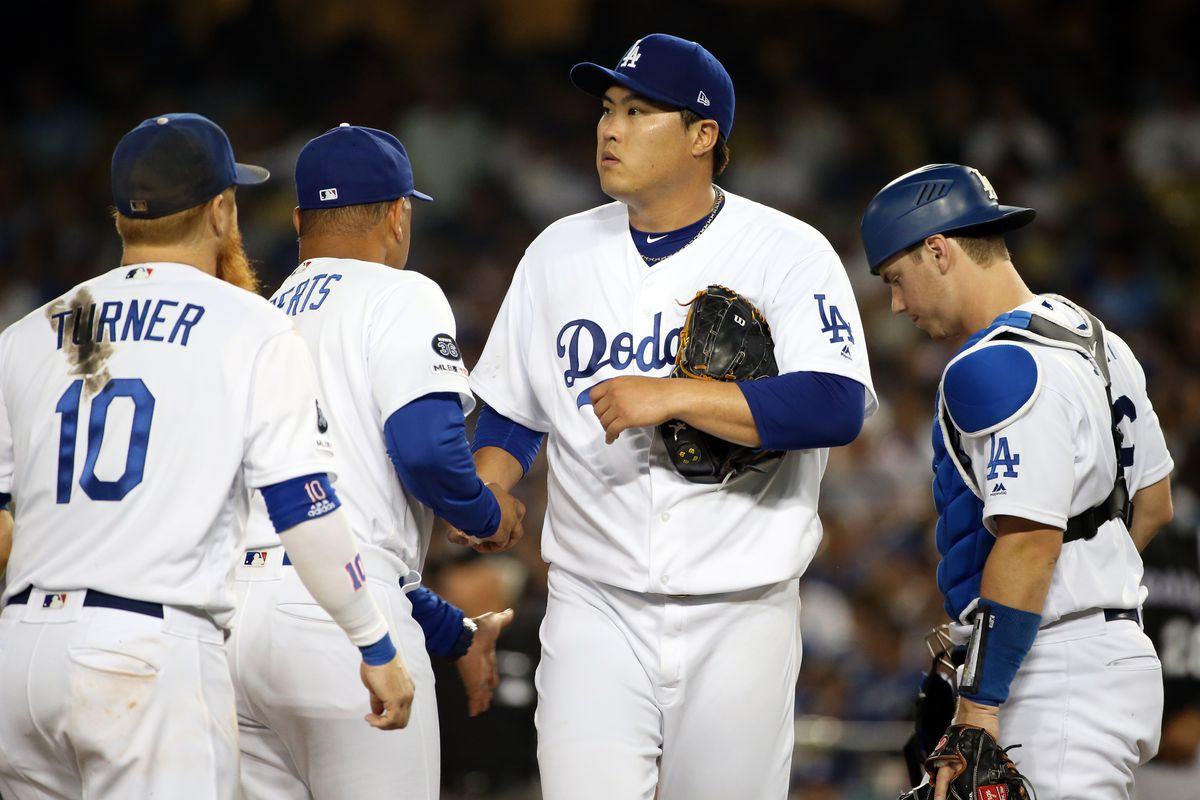 Dodgers podcast: The real concerns heading into the ...  Dodgers Baseball