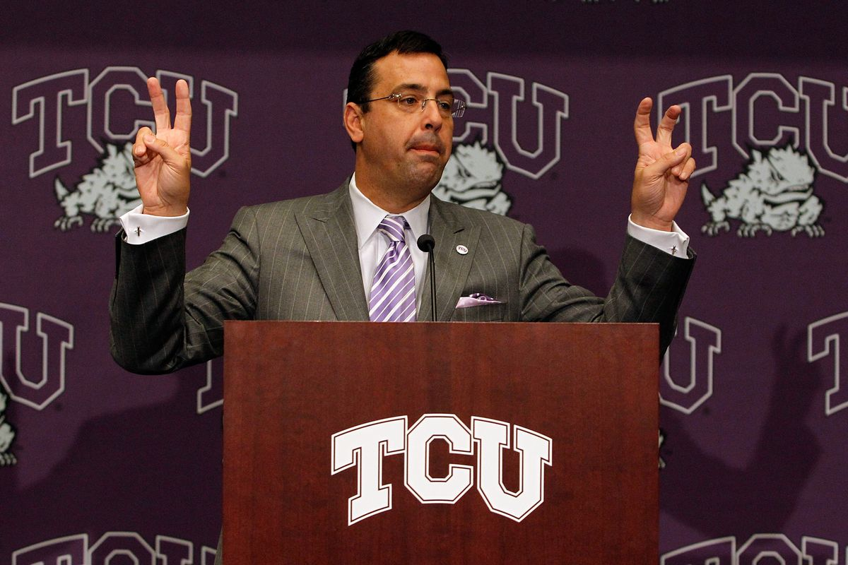TCU Accepts Invitation to Join Big East Conference - Press Conference