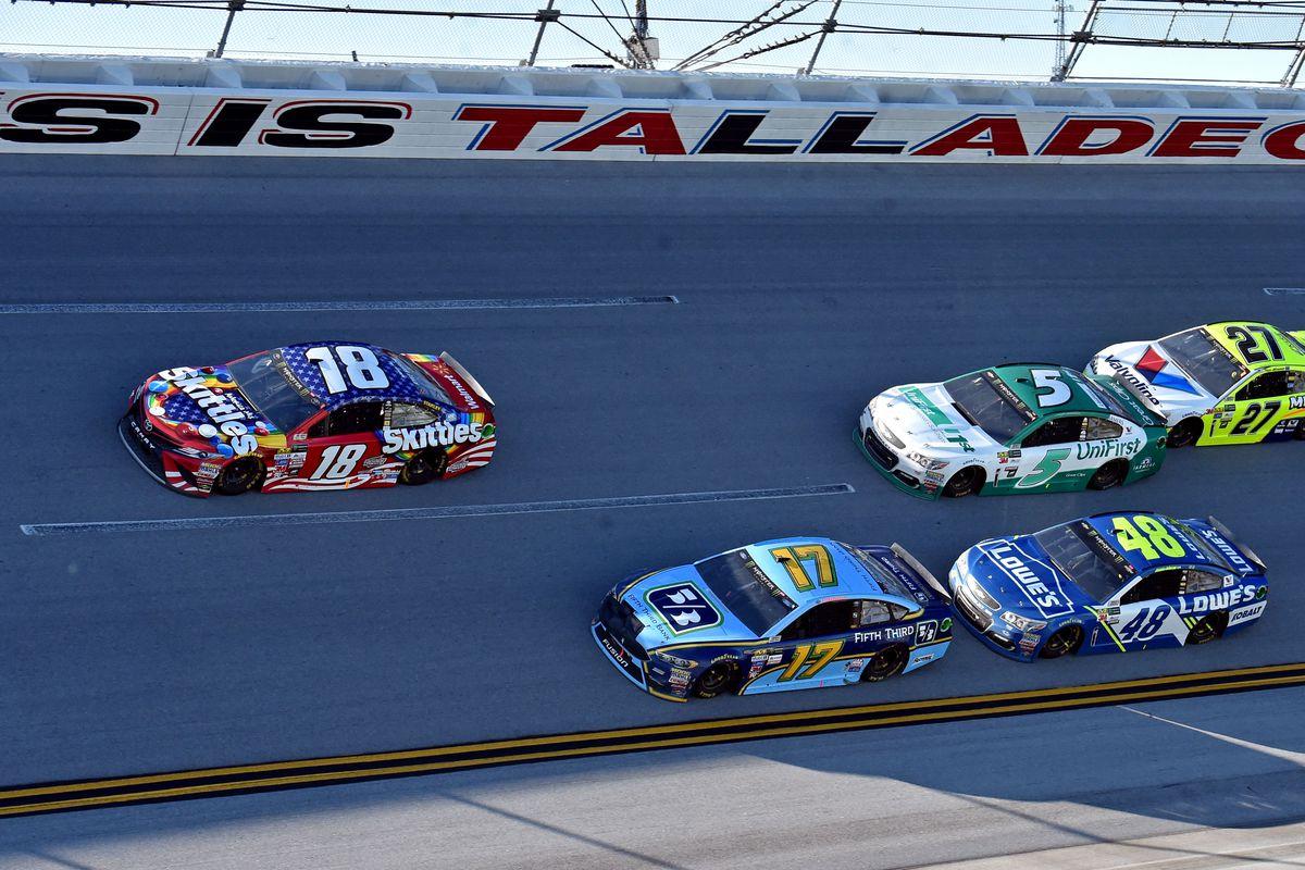 Fantasy NASCAR Geico 500: Power Rankings - Fake Teams