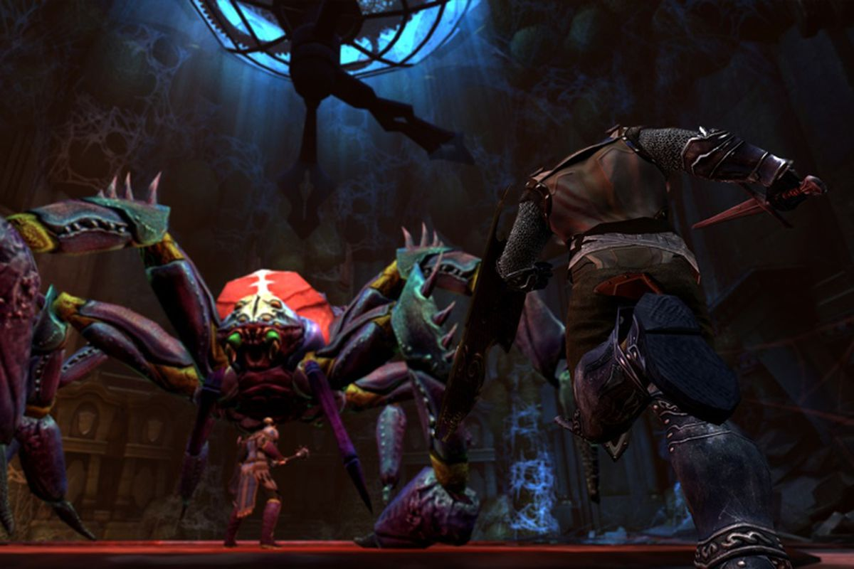 neverwinter makes the dungeons and dragons brand proud polygon