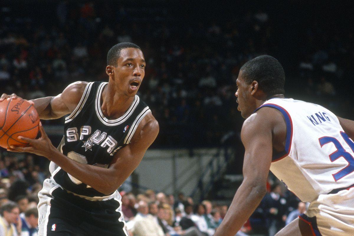 San Antonio Spurs v Washington Bullets