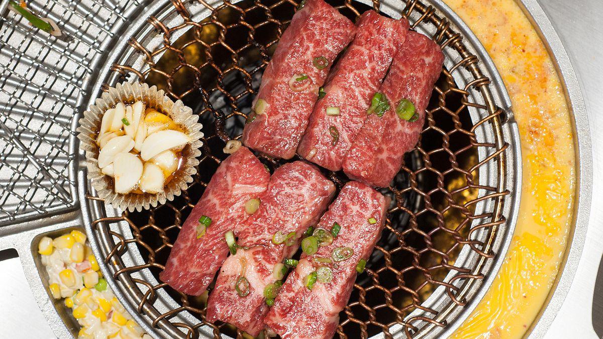 new york korean food