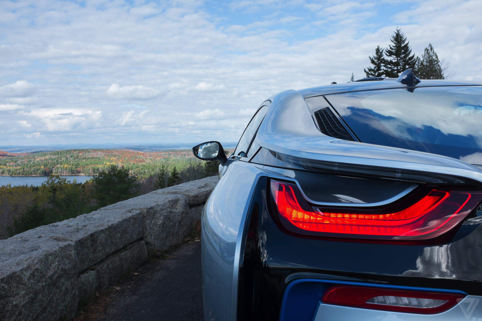 Thunder And Lightning Bmw I8 Review The Verge