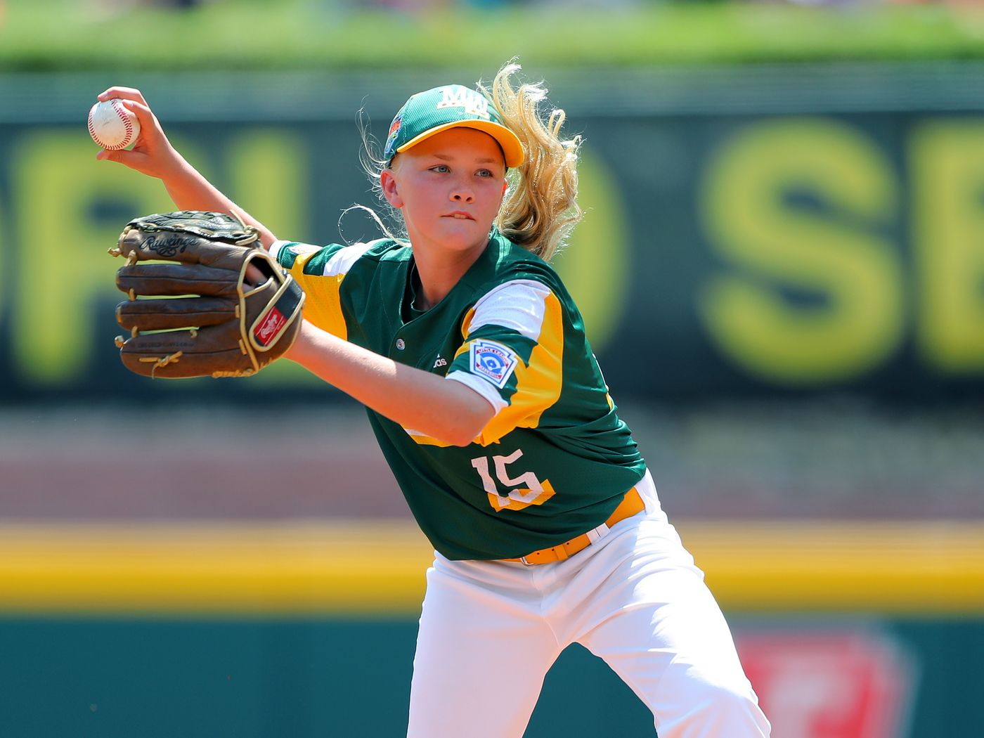 2020 Little League Bat List.Maddy Freking And The History Of Girls At Little League
