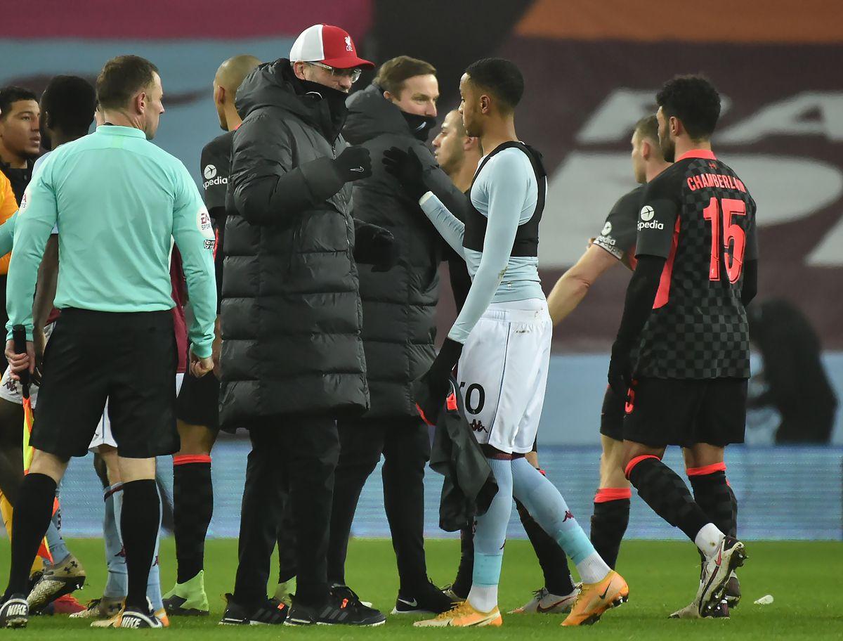 Aston Villa v Liverpool - Emirates FA Cup - Third Round - Villa Park