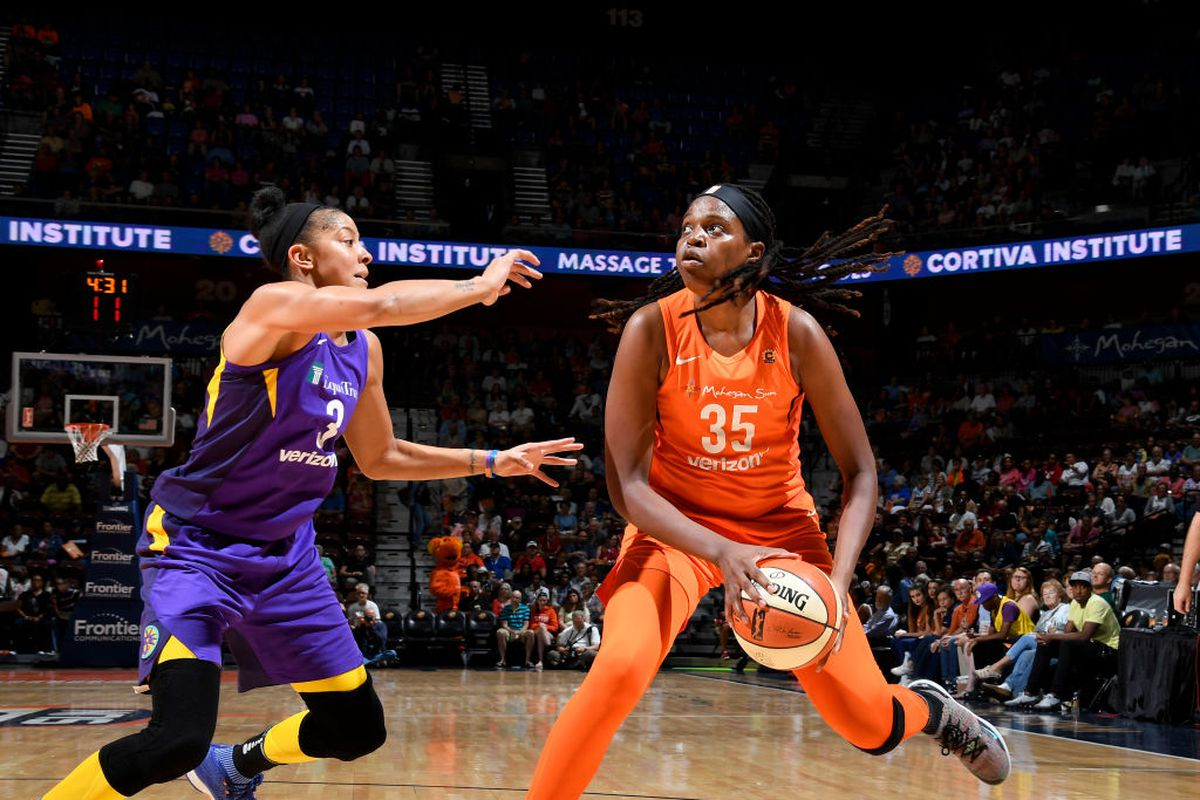 Sun host Storm, Lynx host Aces in Father's Day WNBA doubleheader