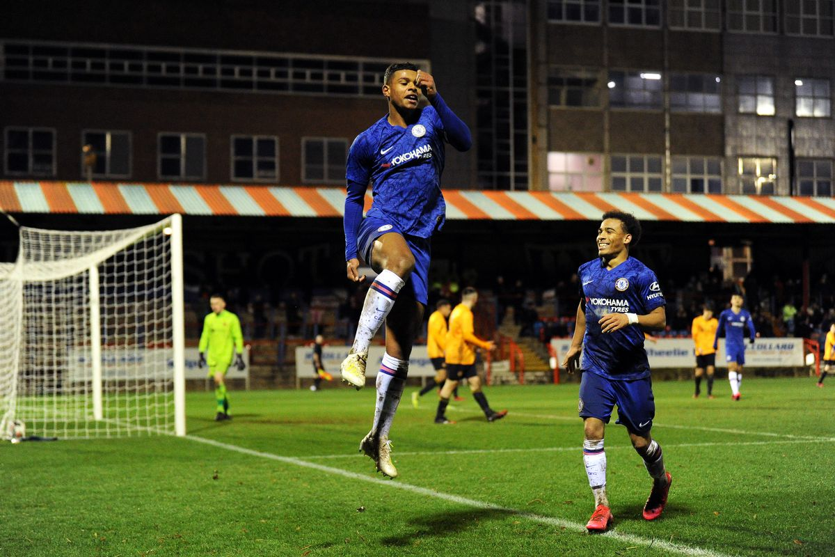 Chelsea FC v Wolverhampton Wanderers FC - FA Youth Cup: Fifth Round