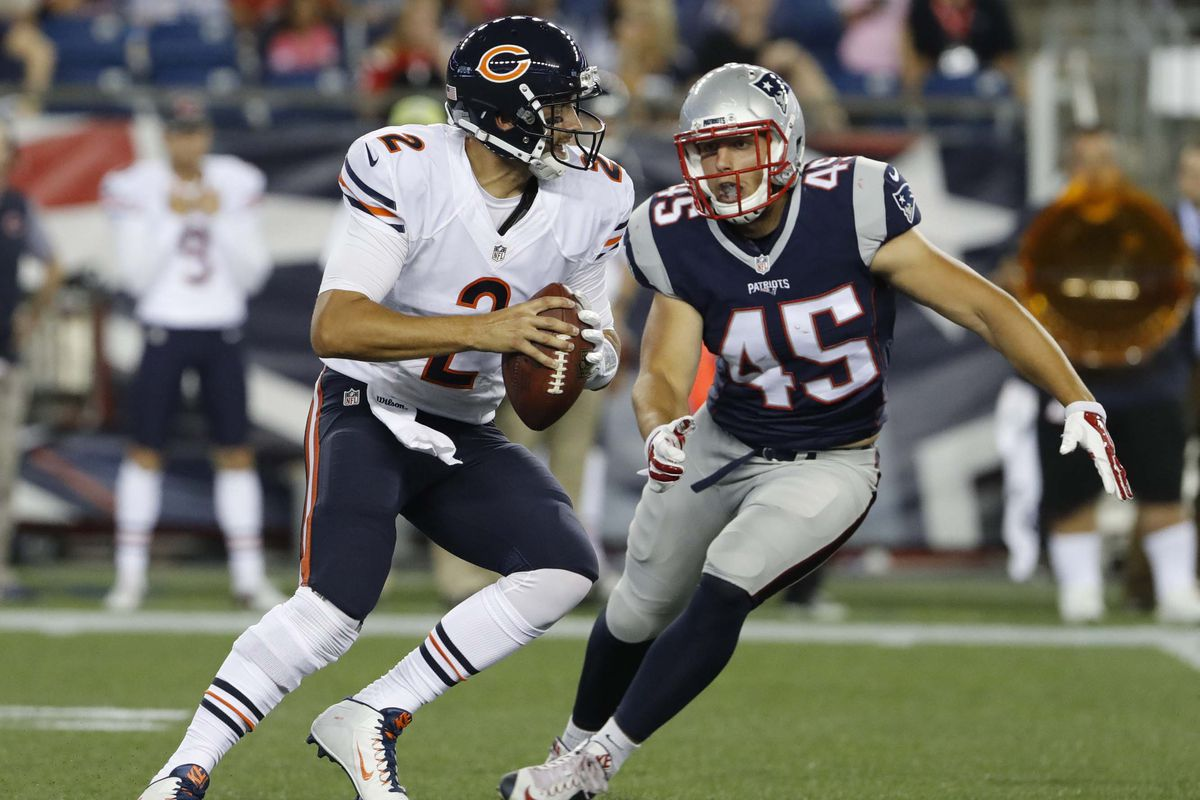 NFL: Preseason-Chicago Bears at New England Patriots