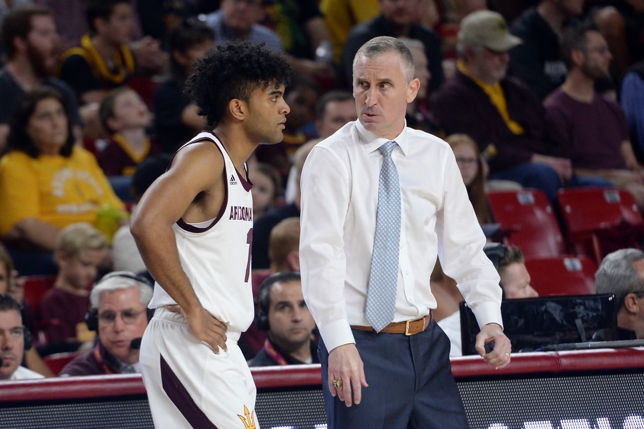 NCAA Basketball: Washington State at Arizona State