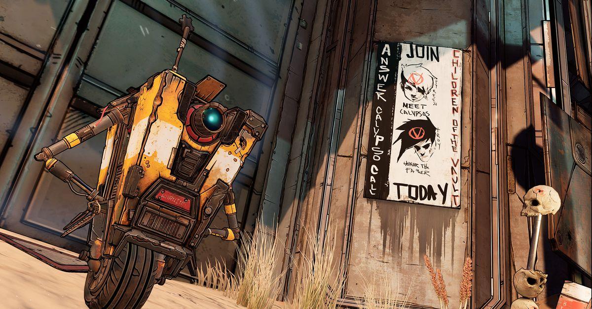 Borderlands 3's new player hub, Sanctuary 3, is full of throwbacks