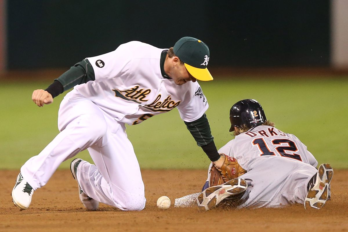 Will Drew be the starting SS for the A's next year?