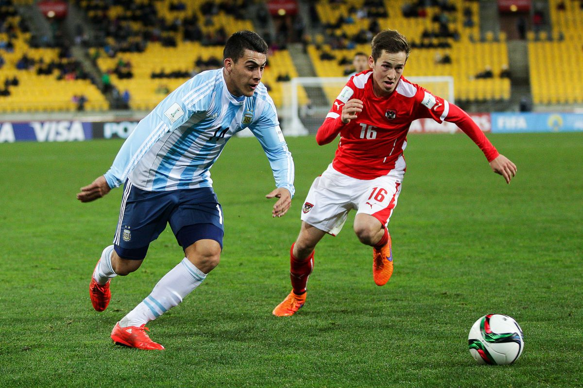 Austria v Argentina: Group B - FIFA U-20 World Cup New Zealand 2015
