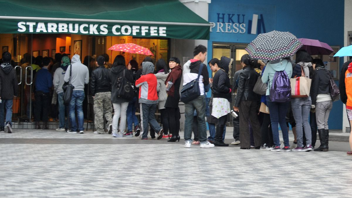 971ce10ccc0c I spent 7 years working in retail. I'll never complain about a long  Starbucks line again.