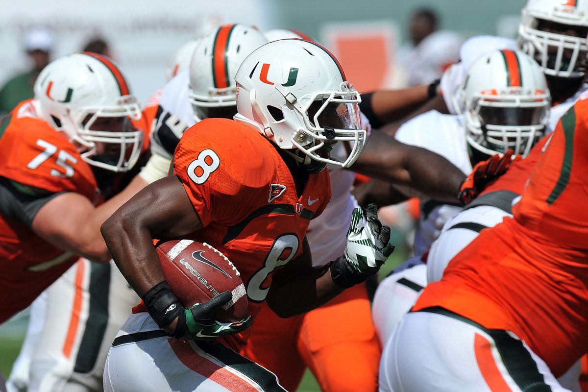 Preview: Miami Hurricanes - Blogger So Dear