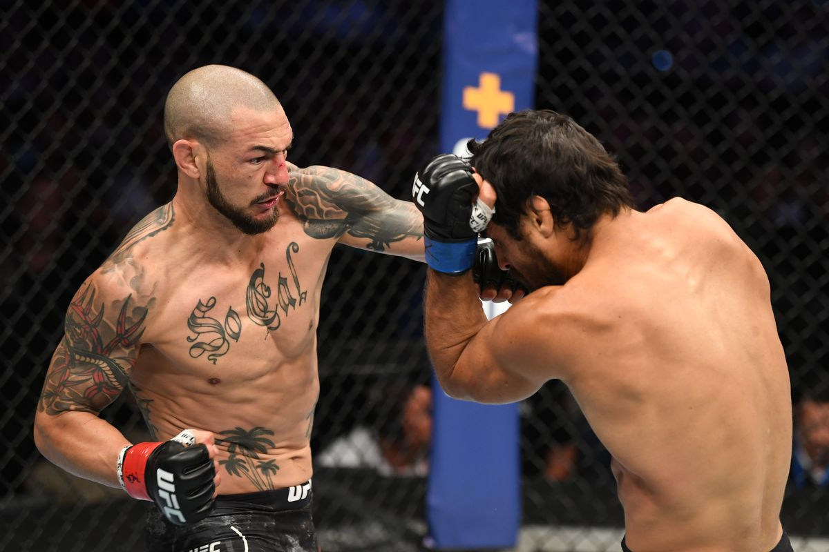 UFC Tampa results: Cub Swanson punishes Kron Gracie over three rounds to earn unanimous decision