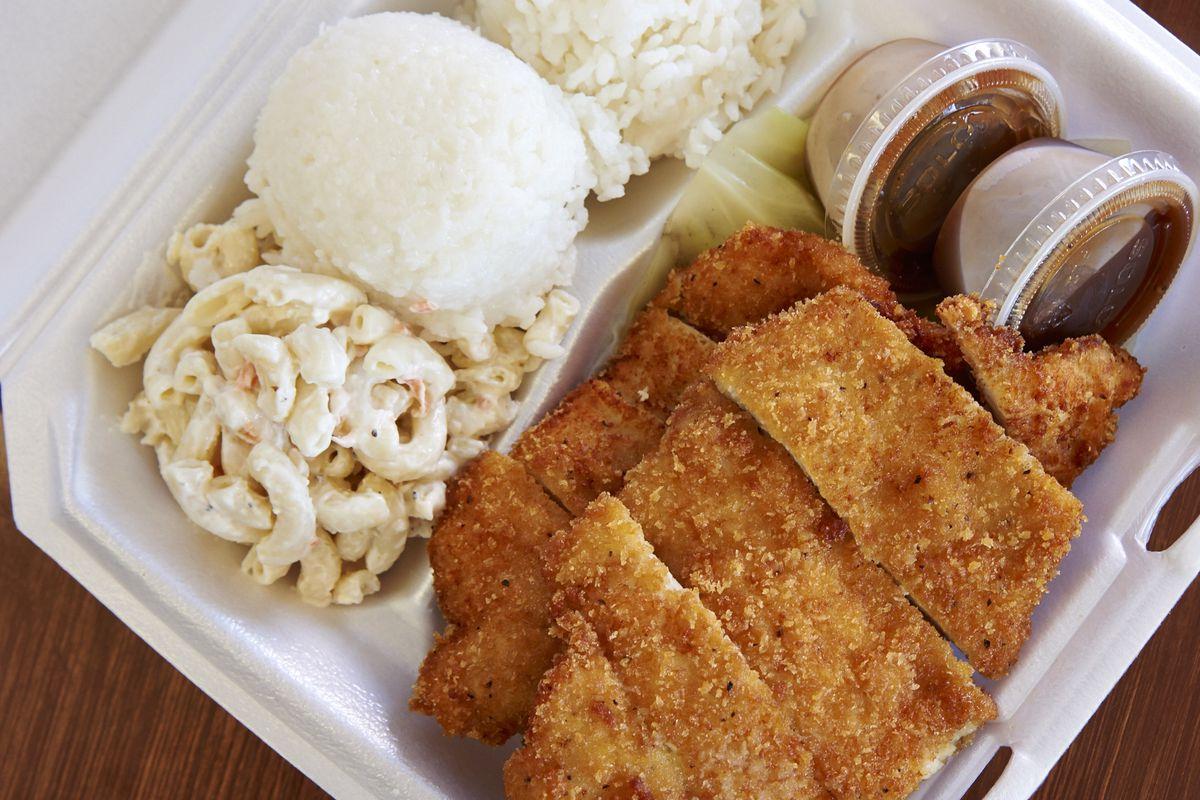 L Hawaiian Bbq Macaroni Salad Recipe Dandk Organizer