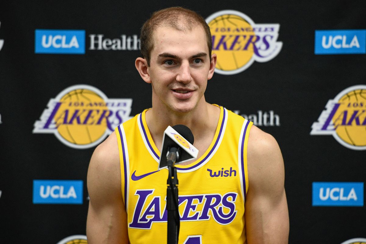 Alex Caruso Appreciates Being The Token Meme Guy Thinks